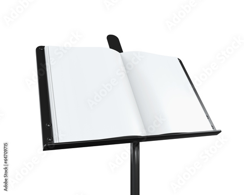 Music Note Stand - 64709715