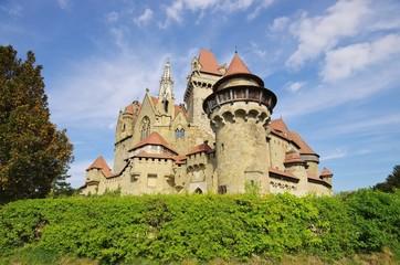Kreuzenstein Burg - Kreuzenstein castle 02