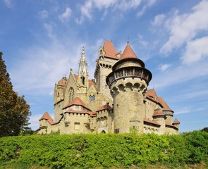 Kreuzenstein Burg - Kreuzenstein castle 03