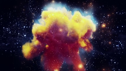Realistic Nebula
