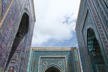 mausoleum of Shahizinda, Samarkand