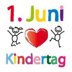 1. Juni - Internationaler Kindertag