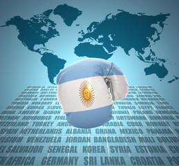 Argentinean Fist