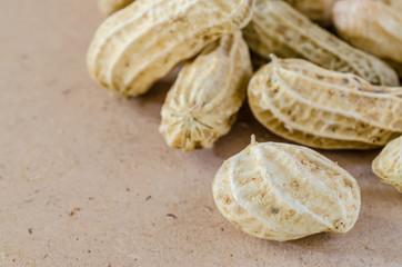 boiled peanut snack