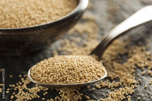 Fotobehang Granen Raw Organic Amaranth Grain