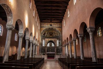 basilica of St. Euphrasius in Porec