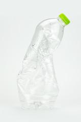 Used plastic bottle