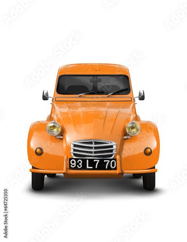 Poster Vintage cars Vieille Automobile
