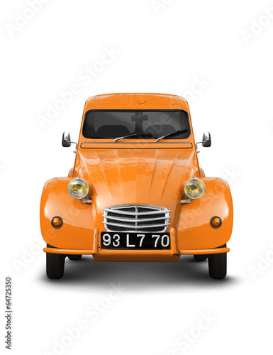 Keuken foto achterwand Vintage cars Vieille Automobile