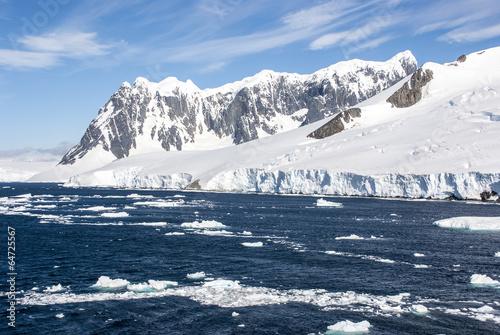 Aluminium Antarctica Summer In Antarctica