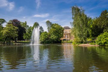 Stadtsee Wiesbaden