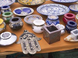 Items on the Market in Nerja Costa sel Sol Spain