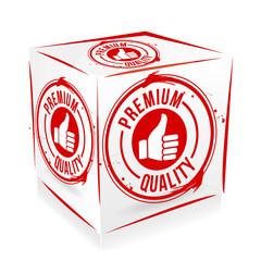 cube premium quality