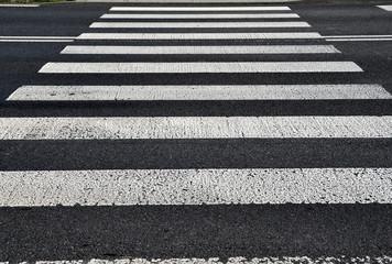 pedestrian crossing. Transportation background texture