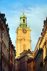 Bell Tower, Stockholm, Sweden