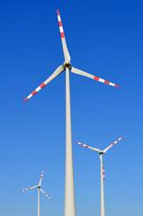 windräder für stromerzeugung