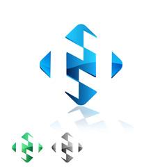 логотип cnc ромб
