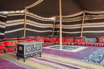 Tent Desert Camp Oman