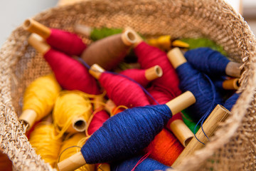 Basket of Thread