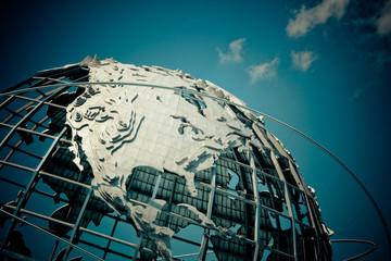 1964 New York World's Unisphere