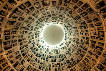 Hall of Names - Yad Vashem, Jerusalem