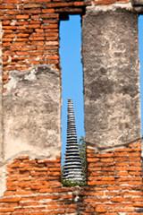 Ayutthaya Ruins - Thailand