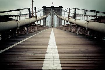 Brooklyn Bridge - New York City, NY, USA