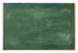 Textured Blackboard with a Brown Border - 64739123