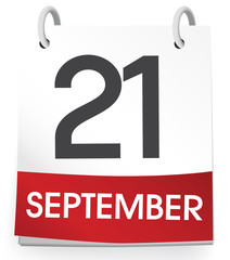 Twenty First September