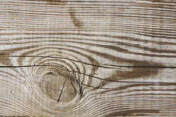 wood texture plank grain background, wooden desk with knot