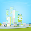 01 Eco City landscape