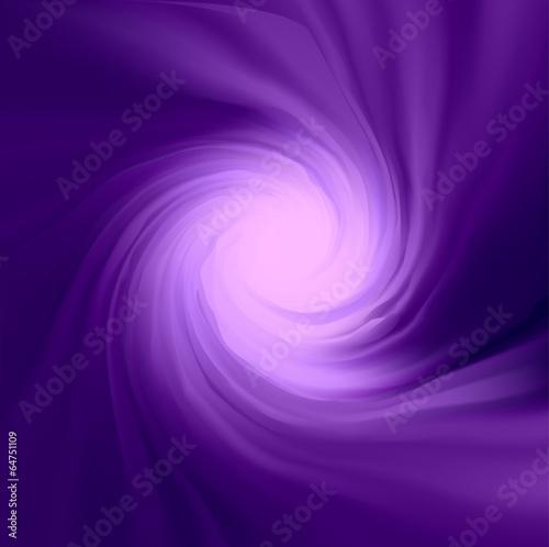Foto op Canvas Violet 渦巻き カーテン 背景