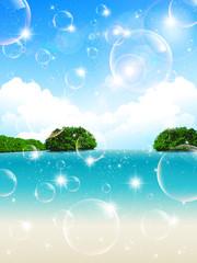 海 空 風景