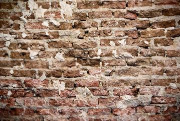 very aged brickwall texture