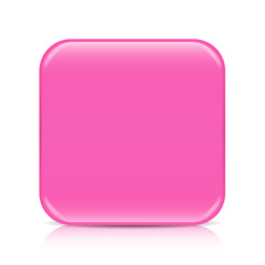 Light pink blank icon template with copy space