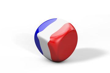 Frankreich Würfel