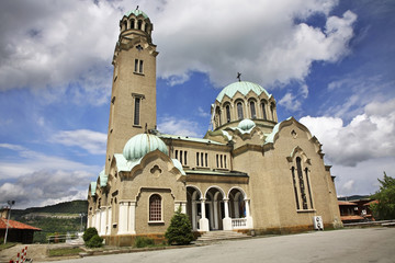 Cathedral of the Birth of the Theotokos in Veliko Tarnovo