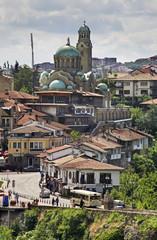Veliko Tarnovo. Bulgaria