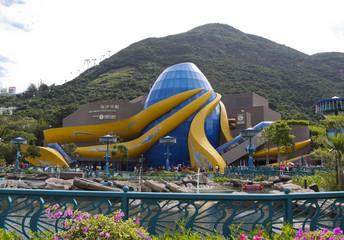Гонконгский парк развлечений