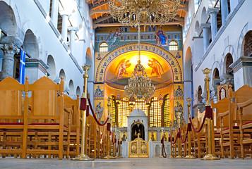 Hagios Demetrios interior