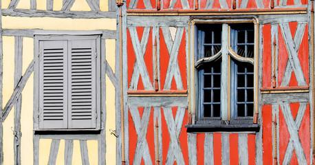 Façade d'Auxerre