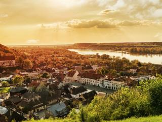 Panorama of Kazimierz Dolny