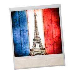 polaroid Parigi vintage
