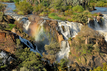 Epupa waterfall,Namibia
