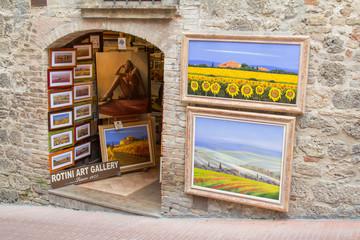 Negozidi San Gimignano