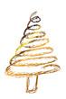 goldener Weihnachtsbaum...