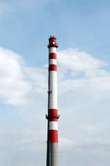 Smoke Stack, Fuel and Power Generation