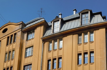 Part of building (Riga, Latvia)