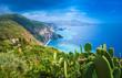Leinwandbild Motiv Lipari island, Italy