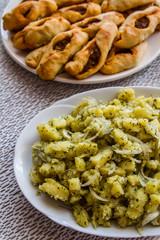 Turkish PotatoSalad Plate
